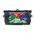 Автомобильная мультимедийная система Gazer  CM282-150 (Toyota Corolla 150)